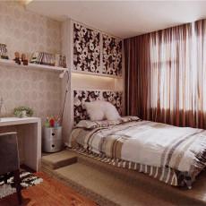 现代风格小卧室设计效果图欣赏