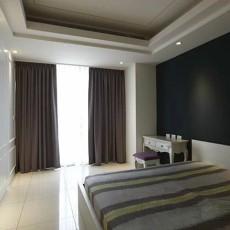 现代风格小卧室设计效果图片