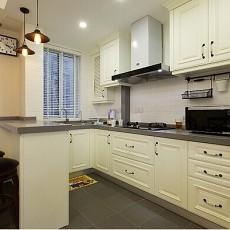 现代简约风格厨房设计