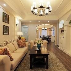 现代简约风格客厅设计图大全欣赏