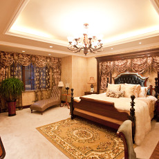 豪华别墅卧室设计图