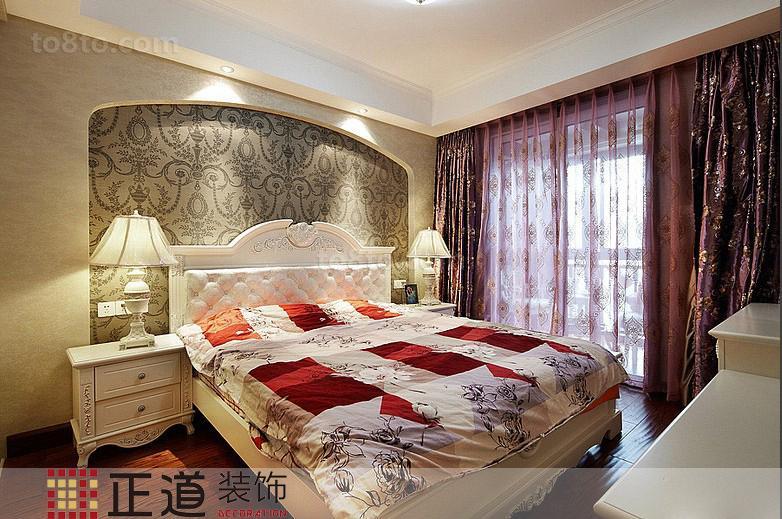 欧式小户型卧室装修欣赏图片大全