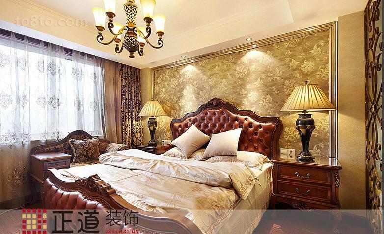 面积74平小户型卧室欧式装修设计效果图片欣赏