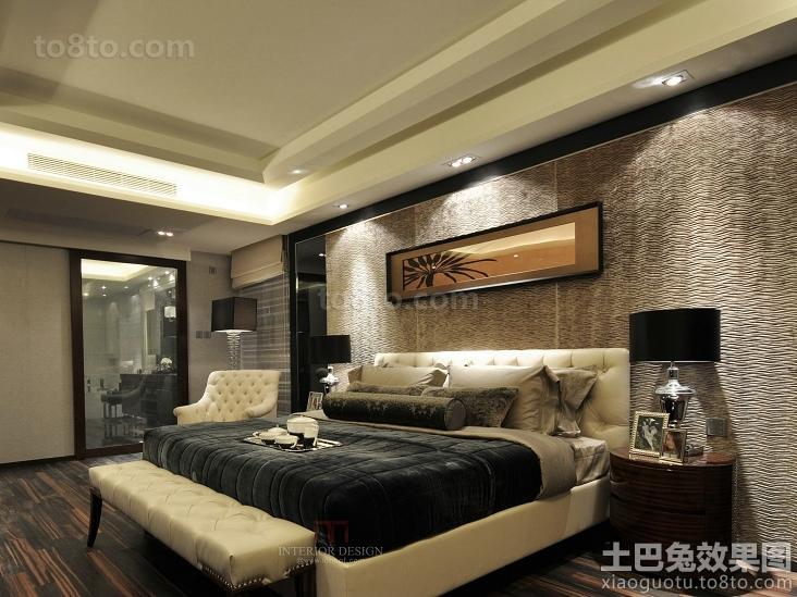 新古典风格四室两厅卧室装修效果图欣赏