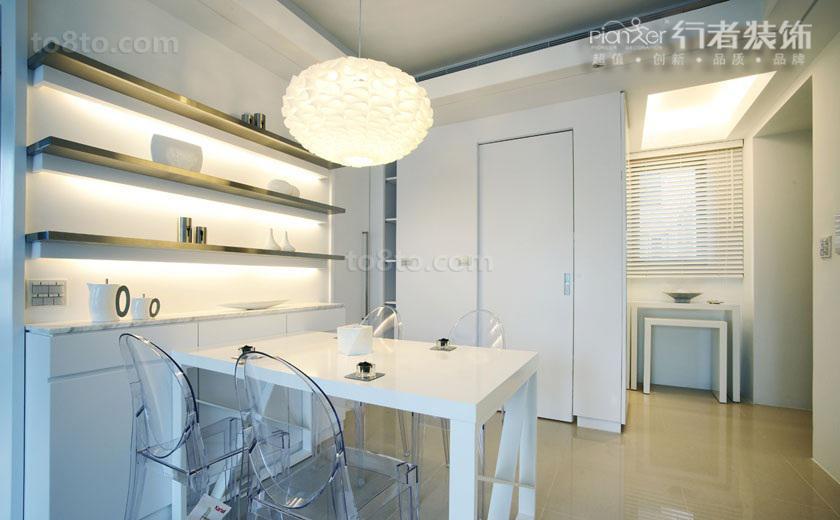 精美面积80平小户型休闲区简约装修设计效果图片