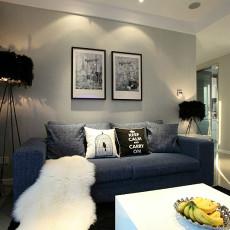 精选小户型客厅现代装修欣赏图