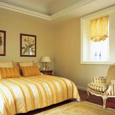 2018精选面积79平小户型卧室欧式装修设计效果图片