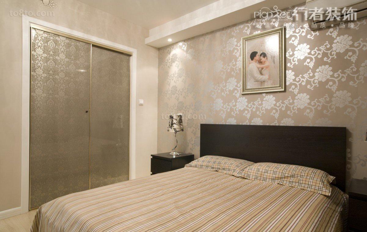 现代卧室设计图片大全欣赏2014