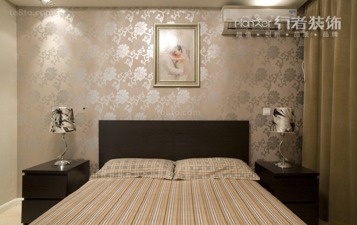 现代卧室效果图欣赏大全