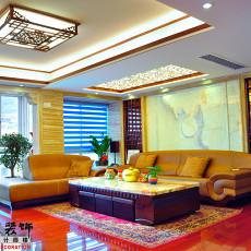 大小81平中式二居客厅欣赏图片大全