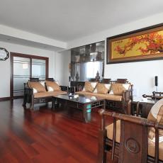 中式家庭装修效果图大全2014图片客厅