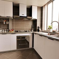 现代风格厨房设计效果图欣赏大全