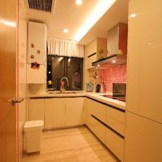 精选现代二居厨房装修实景图