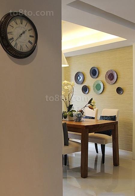 热门85平米简约小户型休闲区装修设计效果图片