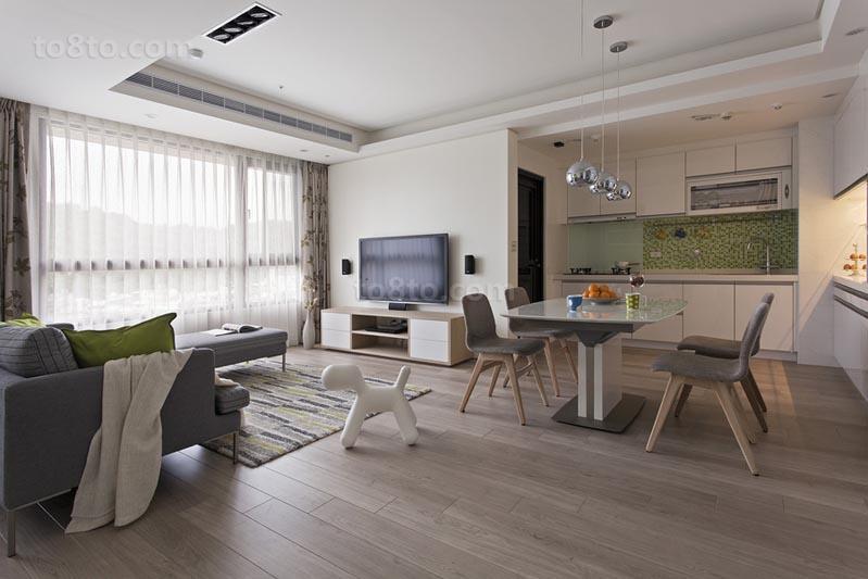 精美81平米简约小户型休闲区装修设计效果图片欣赏
