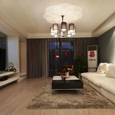 精选73平方二居客厅现代欣赏图片大全