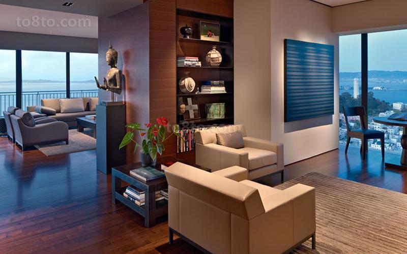 热门简约小户型休闲区装修设计效果图片欣赏