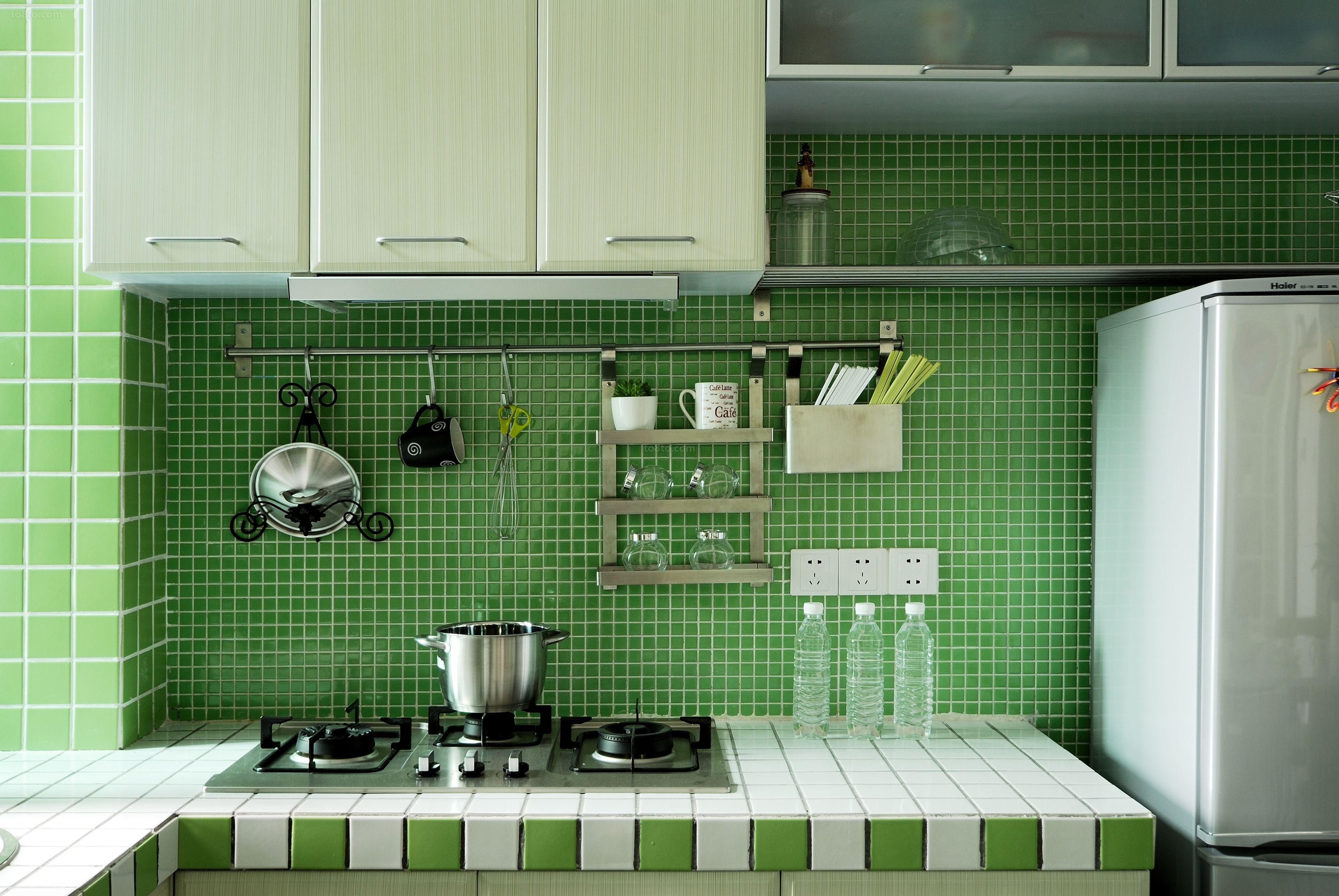 田园风格厨房设计效果图欣赏大全