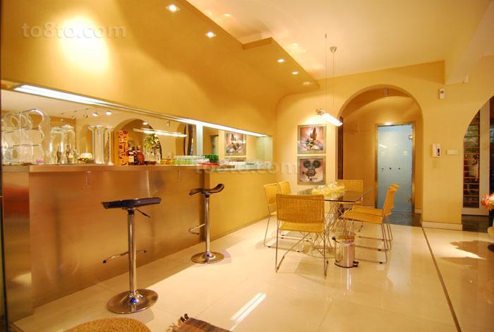 精美78平米现代小户型客厅装饰图片欣赏