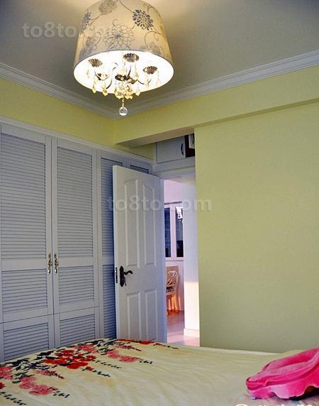 简约风格卧室门装修效果图片大全