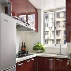 现代厨房装修风格大全