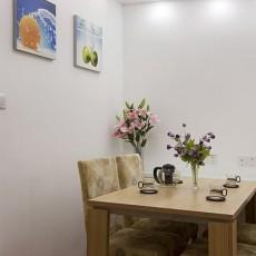 现代小户型家装餐厅装修风格
