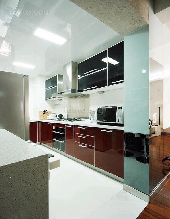 简约风格厨房装修效果图大全欣赏