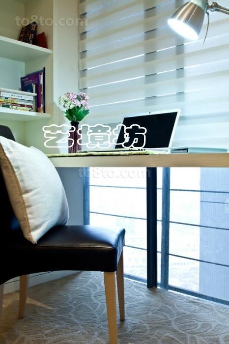 85平米简约小户型休闲区装修效果图片欣赏