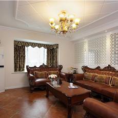 精美欧式小户型客厅效果图片欣赏