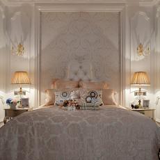 欧式风格卧室设计图大全欣赏