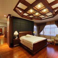 小户型卧室美式效果图片欣赏