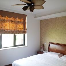 热门中式小户型卧室装饰图片欣赏
