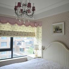 美式小户型卧室欣赏图片大全