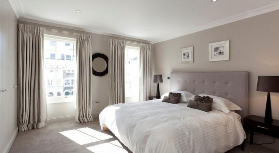 201870平米简约小户型卧室装修设计效果图片