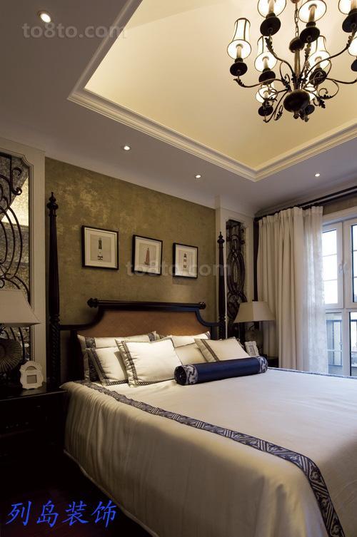 精选面积85平小户型卧室欧式装修欣赏图片大全