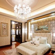 热门面积85平小户型卧室欧式效果图片大全