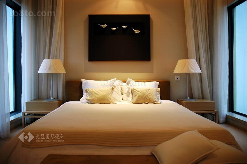 热门81平米简约小户型卧室装修设计效果图片大全