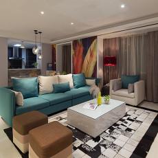 2018日式一居客厅装饰图