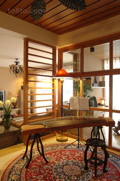 简约韩式风格室内装修设计