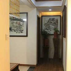 小户型玄关中式装饰图片大全