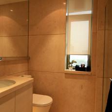 现代风格小卫生间设计图