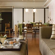 现代风格餐厅装修图