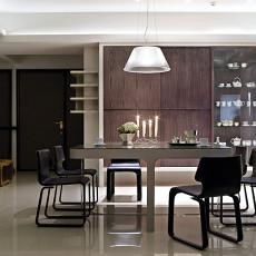 精美面积78平现代二居餐厅装修效果图片大全
