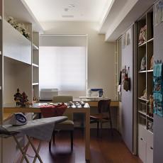 现代风格书房设计装修图