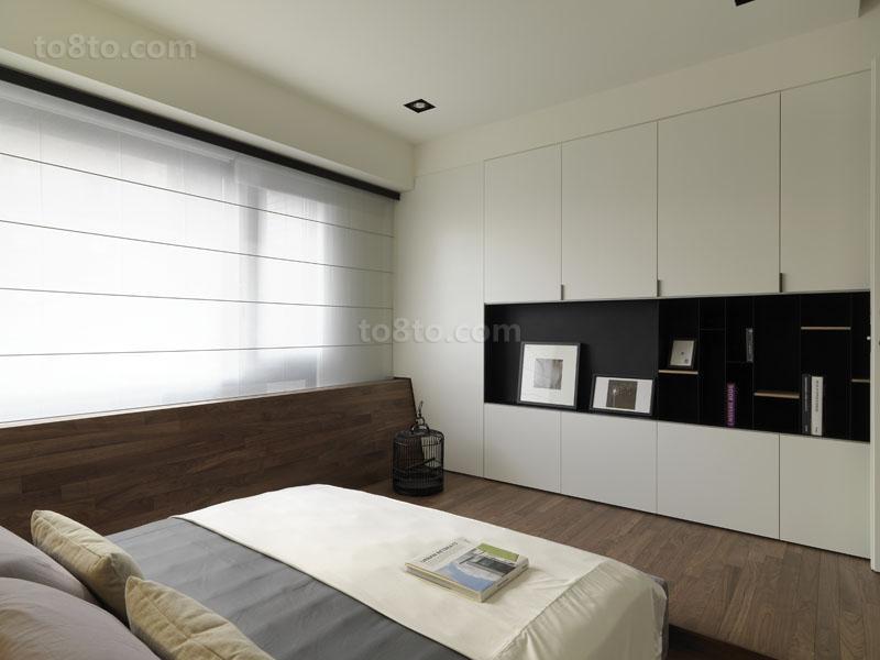 精选简约小户型卧室装修图片