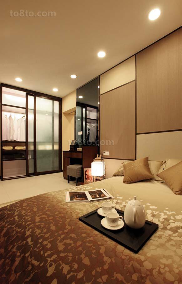 热门日式一居卧室装修欣赏图