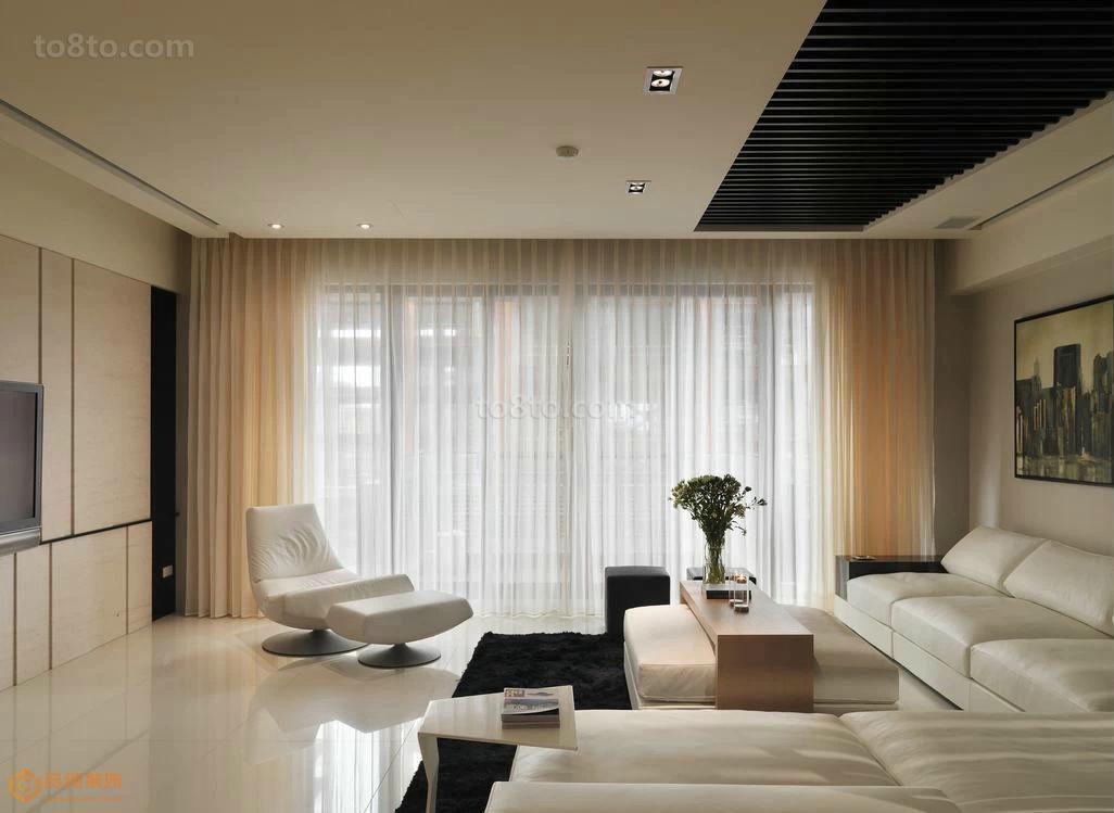 热门85平米二居休闲区简约装修效果图