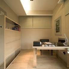 现代小书房装修风格欣赏