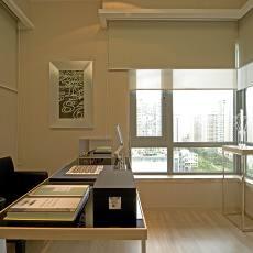 现代小书房设计装修风格
