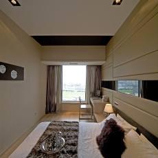 现代小卧室装修风格欣赏